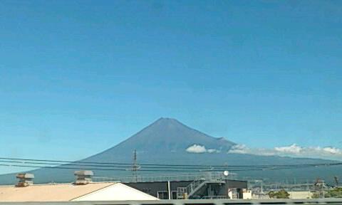 大阪その4の2 夏富士